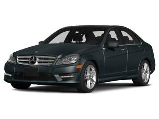 2014 Mercedes-Benz C-Class C 300  4MATIC AWD C 300 Luxury 4MATIC  Sedan