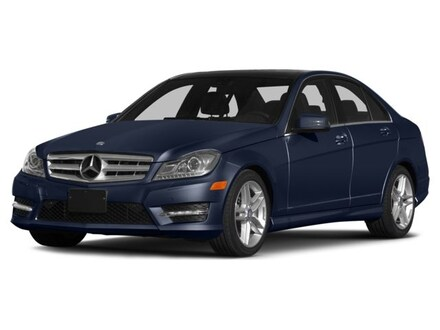 2014 Mercedes-Benz C-Class C 300 Sedan