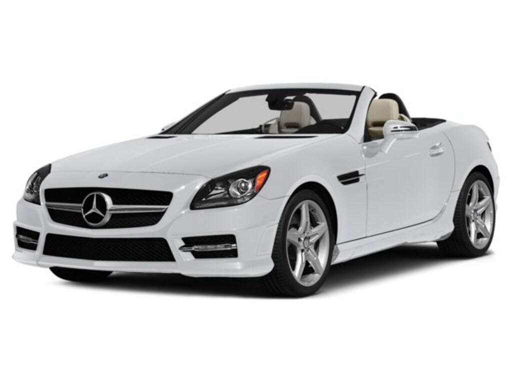 Mercedes Benz West Houston >> Used 2014 Mercedes Benz Slk For Sale In Houston Tx Stock