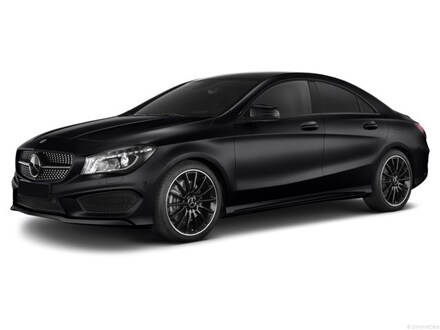 2014 Mercedes-Benz CLA CLA 250 Sedan