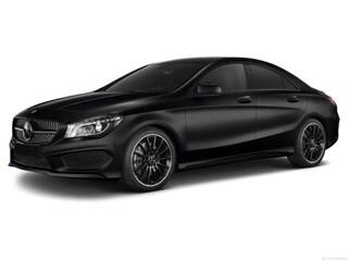 2014 Mercedes-Benz CLA-Class CLA 250 Sedan