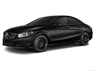 Certified Pre-Owned 2014 Mercedes-Benz CLA CLA 250 Coupe for sale in McKinney, TX