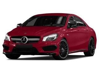 2014 Mercedes-Benz CLA 45 AMG CLA 45 AMG® Coupe
