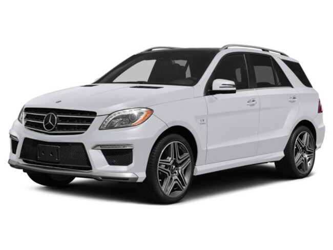Used 2014 mercedes benz ml63 amg for sale ft lauderdale fl for Mercedes benz fort lauderdale service