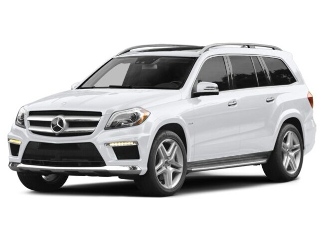 Used 2014 Mercedes-Benz GL-Class For Sale at Mercedes-Benz