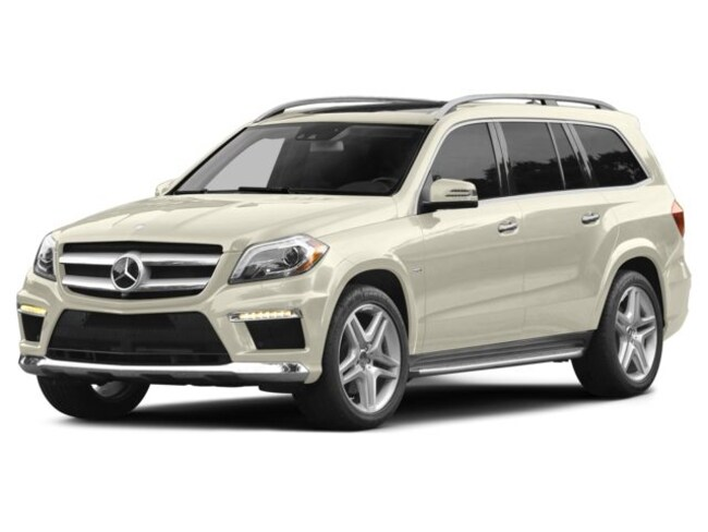 Used 2014 Mercedes-Benz GL-Class GL 550 SUV Bentonville, AR
