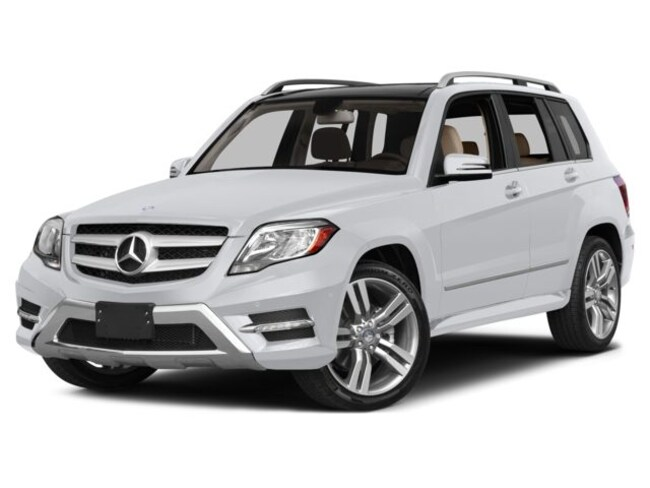 Used 2014 Mercedes-Benz GLK 350 4MATIC SUV in Denver