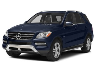 2014 Mercedes-Benz M-Class ML 350 BlueTEC 4MATIC SUV