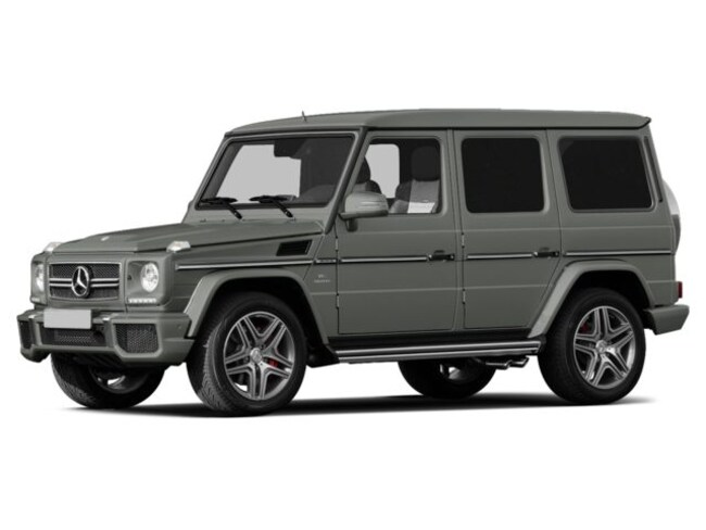 Bobby Rahal Mercedes >> Used 2014 Mercedes Benz G 63 Amg For Sale At Bobby Rahal