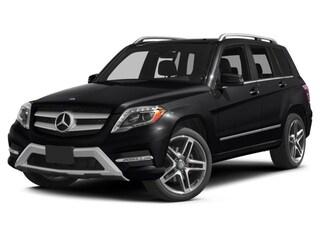 Pre-Owned 2014 Mercedes-Benz GLK GLK 250 BlueTEC SUV for sale in McKinney, TX