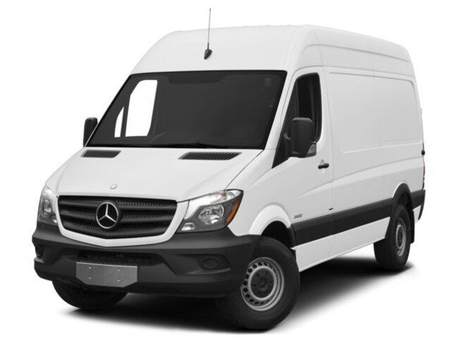 2014 Mercedes-Benz Sprinter-Class High Roof Van