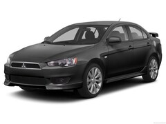 2014 Mitsubishi Lancer Ralliart Sedan AWD