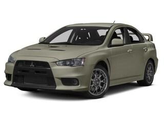 2014 Mitsubishi Lancer Evolution MR Sedan