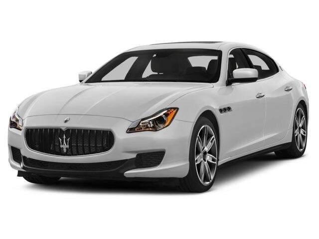 2014 Maserati Quattroporte Sedan