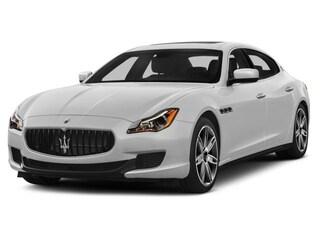 2014 Maserati Quattroporte GT S : Nav, Bowers Wilkins, Blind Spot, $12K Opts Sedan