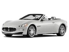 2014 Maserati GranTurismo Base Convertible