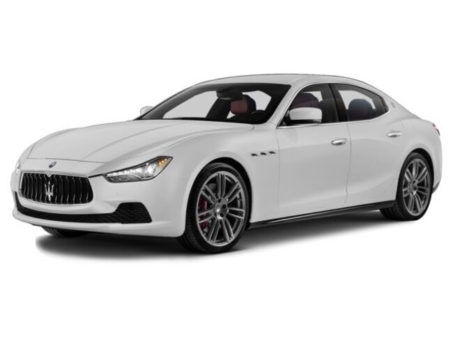 used white 2014 maserati ghibli for sale | gold coast maserati