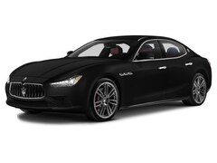 2014 Maserati Ghibli S Q4 Sedan