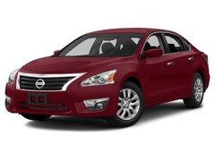 Certified Used 2014 Nissan Altima 2.5 SL Sedan Winston Salem, North Carolina