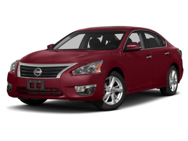 2014 Nissan Altima 2.5 SL Sedan