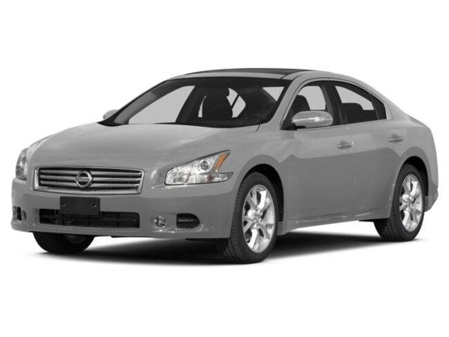 Used 2014 Nissan Maxima 3.5 SV For Sale in Crossville, near ...