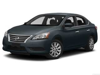 used 2014 Nissan Sentra S Sedan for sale in Lakewood CO