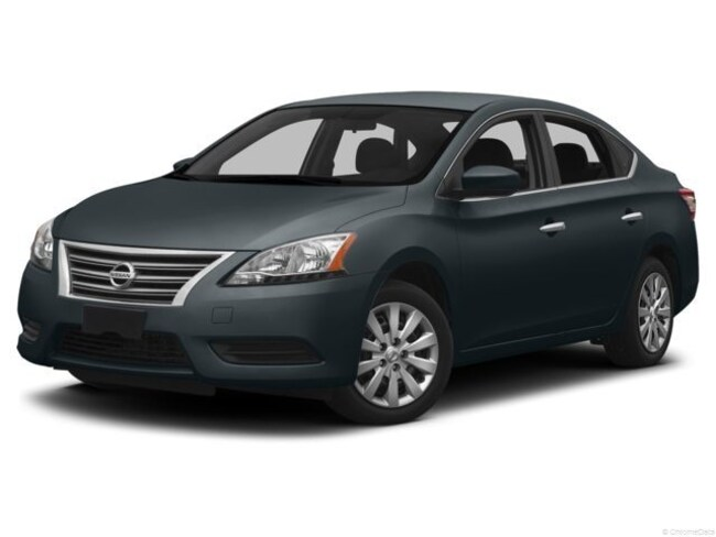 Used 2014 Nissan Sentra S Sedan for sale near Santa Ana