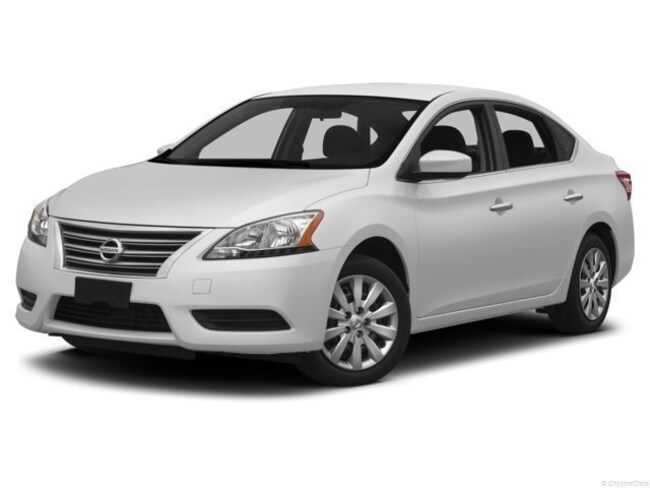 Used 2014 Nissan Sentra FE+ SV Sedan Eugene, OR
