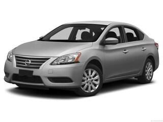 Used 2014 Nissan Sentra SL Sedan for sale near you in Corona, CA
