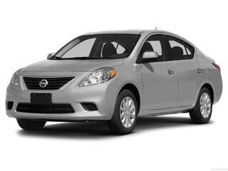 Used 2014 Nissan Versa SV Sedan Tucson