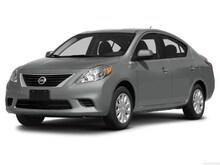 2014 Nissan Versa SV Sedan