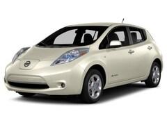 2014 Nissan LEAF SL Hatchback