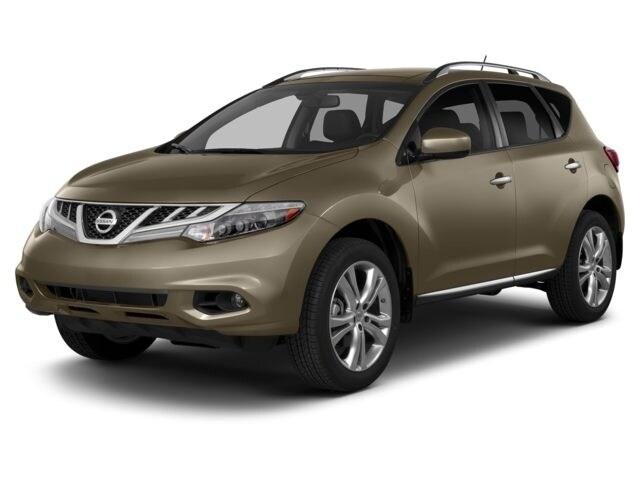 2014 Nissan Murano S SUV