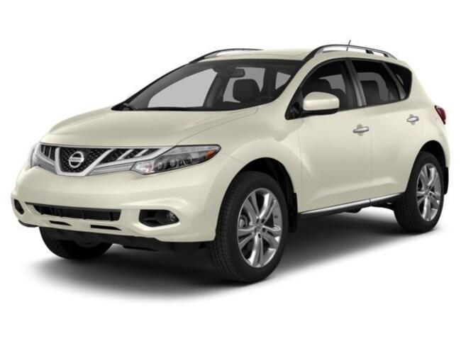 Used 2014 Nissan Murano SL in Petaluma CA | VIN: JN8AZ1MW9EW519572