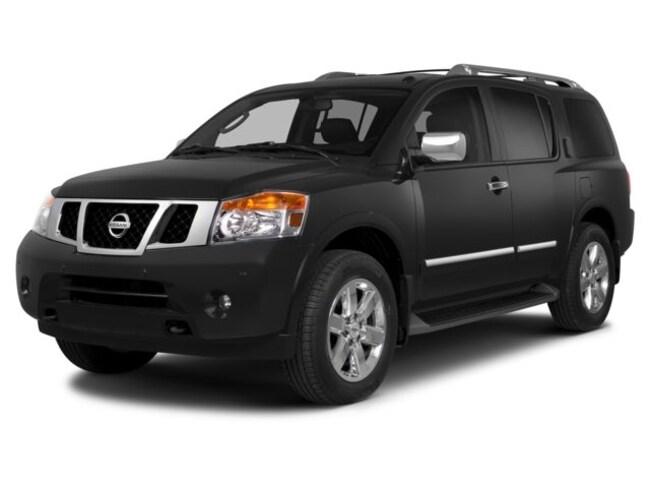 2014 Nissan Armada SV SUV