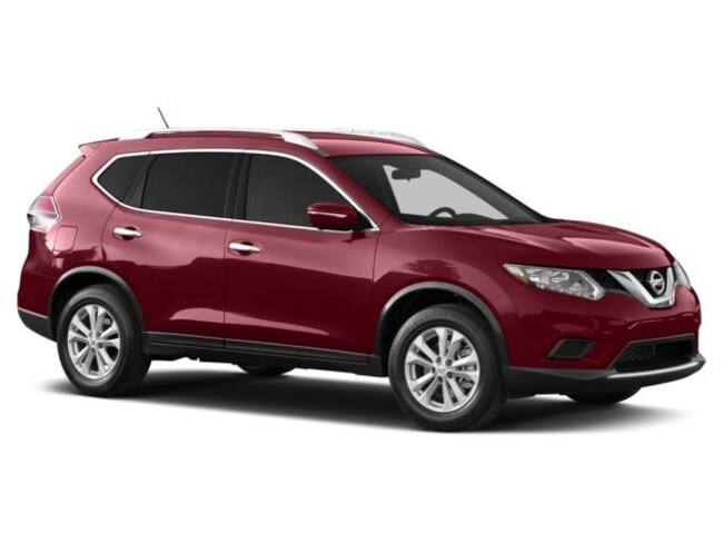 Used Cayenne Red 2014 Nissan Rogue SV For Sale in Cerritos CA ...