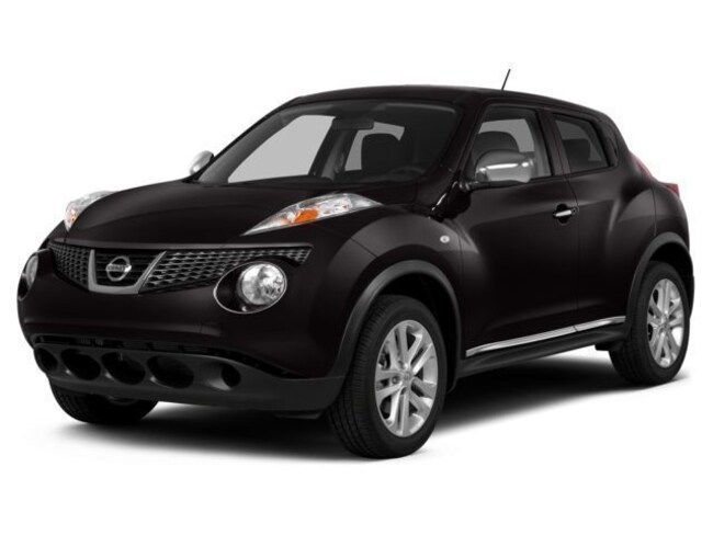 Certified Used 2014 Nissan Juke SL SUV for sale in CT