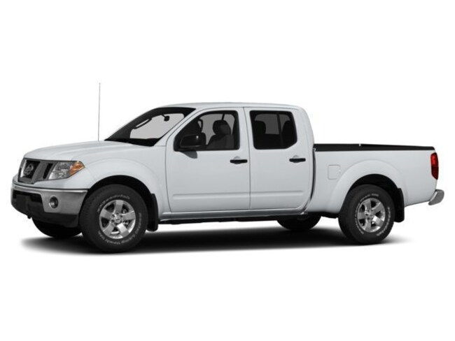 Used 2014 Nissan Frontier Pro 4x 4wd For Sale Alcoa Tn Serving