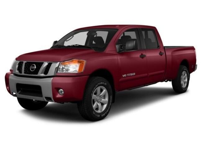 Used 2014 Nissan Titan Truck Crew Cab For Sale Aurora, CO