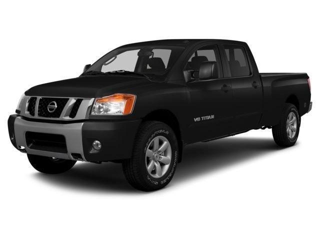2014 Nissan Titan PRO-4X Truck Crew Cab