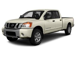 New 2014 Nissan Titan SL Truck Crew Cab
