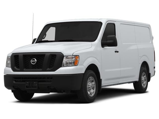 2014 Nissan NV Cargo S Van Cargo Van
