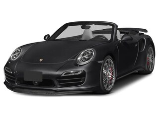 Used 2014 Porsche 911 Turbo Cabriolet for sale in Houston, TX