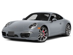 Certified Pre-Owned 2014 Porsche 911 Carrera 4S 2dr Cpe Coupe for sale in Houston, TX