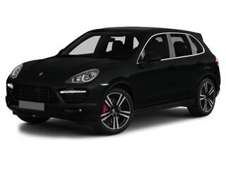 2014 Porsche Cayenne Turbo SUV