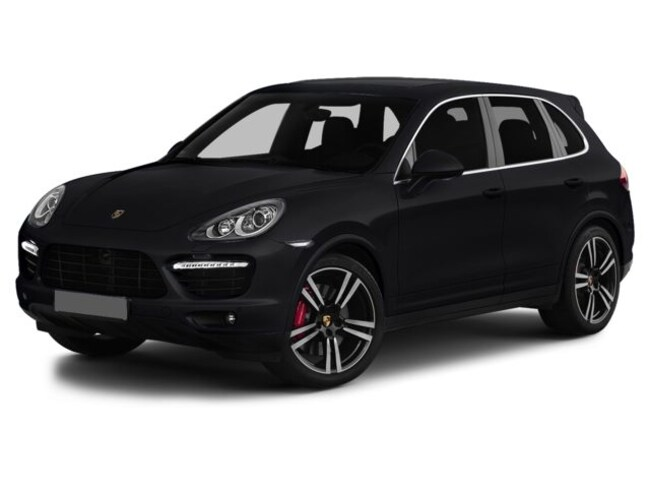 Used 2014 Porsche Cayenne Turbo SUV in Amarillo