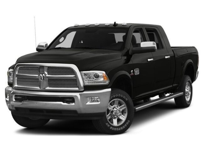 Used 2014 Ram 2500 Laramie Crew Cab Truck for sale in Chinook, MT at Jamieson Motors