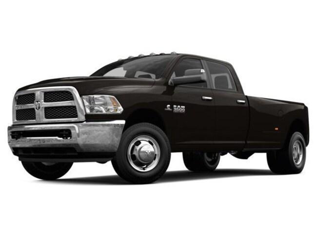 2014 Ram 3500 Laramie Crew Cab Truck