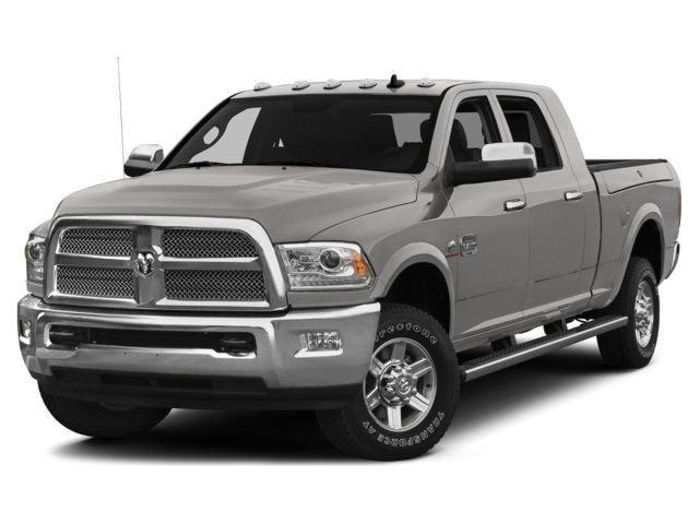 2014 Ram 3500 Laramie MegaCab Dually Diesel Truck Mega Cab