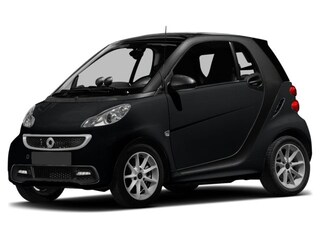 2014 Smart Fortwo Electric Drive Coupe